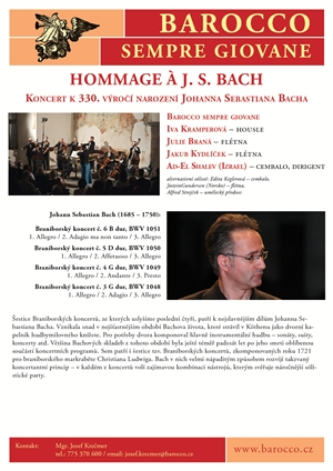 Hommage a J. S. Bach